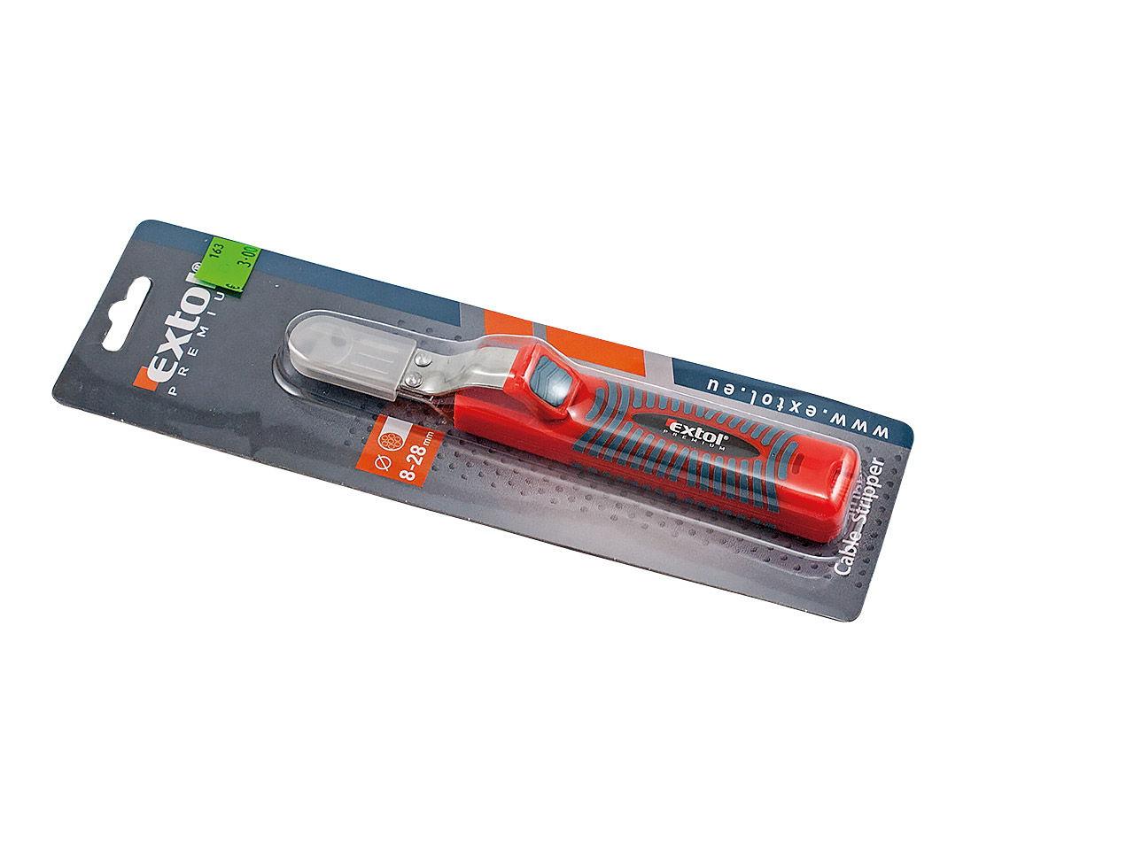 Nôž na káble 8-28mm