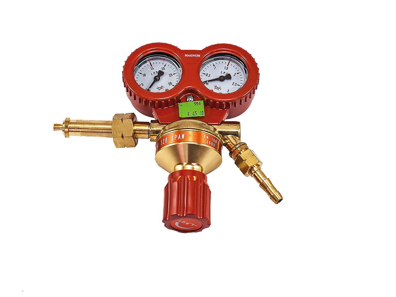 Manometer LPG 2 MAN 11 KG NEW TYPE