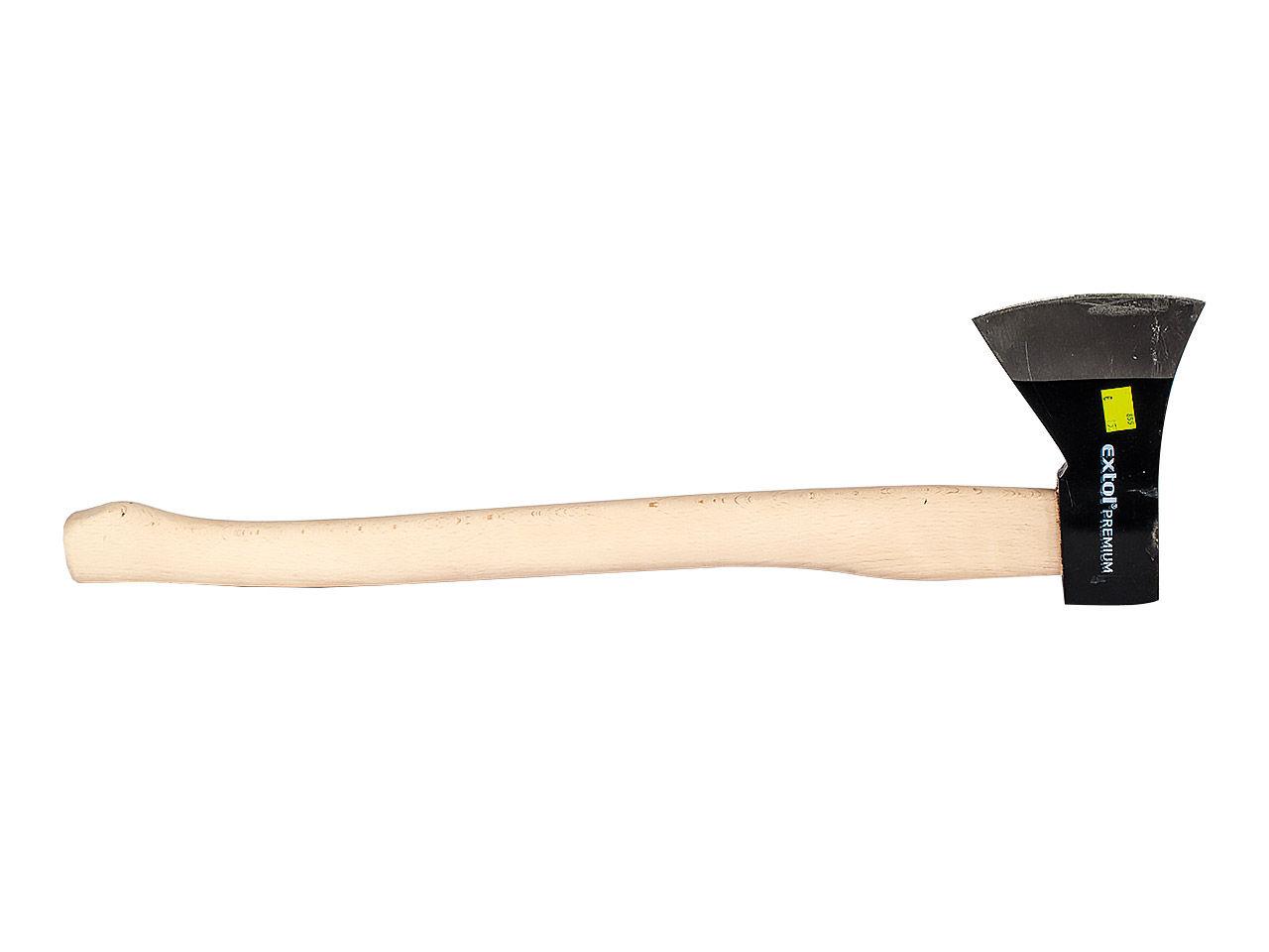Sekera drevená násada, 1000 g, 600 mm