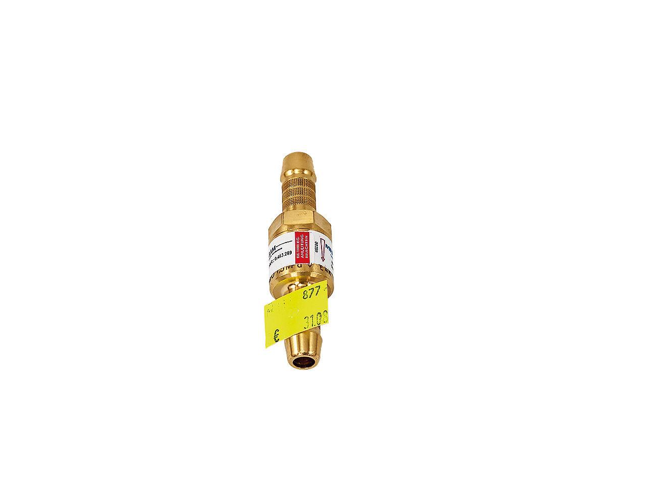Poistka proti spätnému šľahu plynu TT91 8 mm