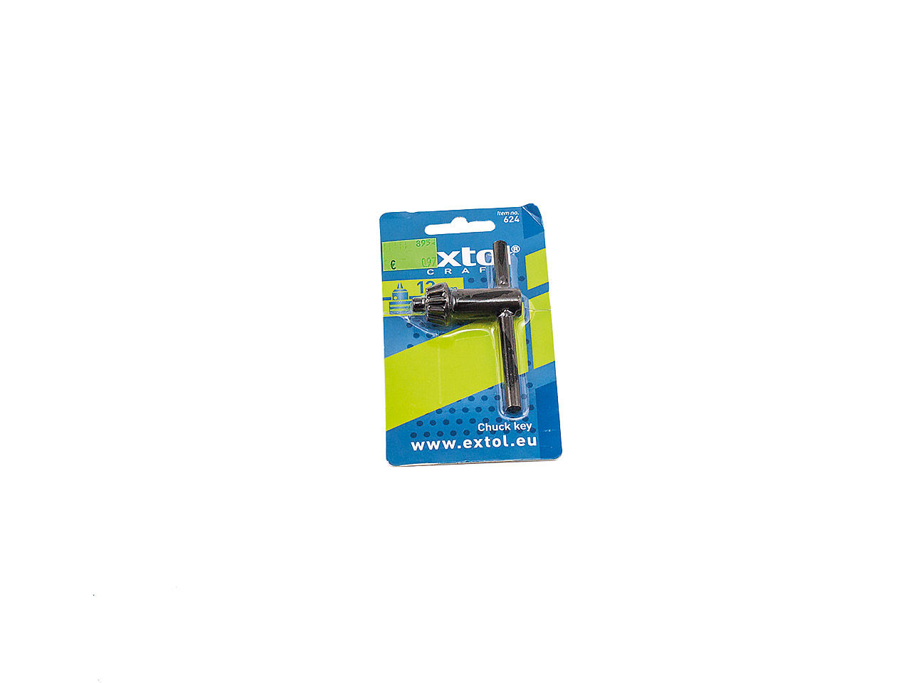 """Kľúč pre vŕtačkové skľúčovadlo 13 mm 1/2"""""""