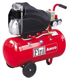 Kompresor Amico 25/SF2500 FINI